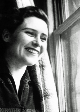 Doris Lessing. Novelista británica.