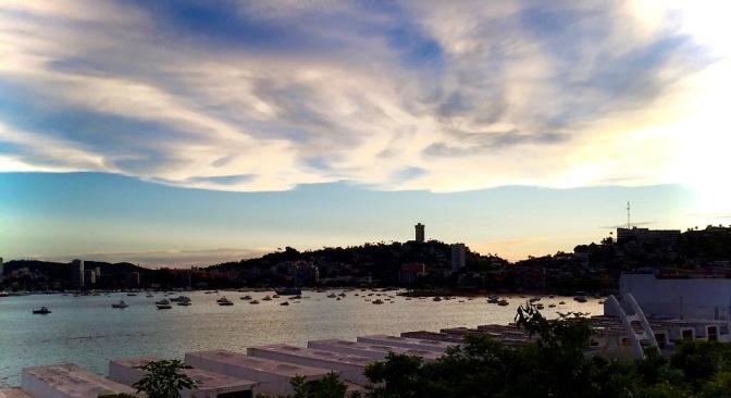 Acapulco sea