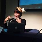 La poesía es lo que me lleva a puerto: Wendy Guerra