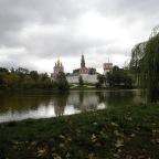 Un paseo por el Cementerio de Novodévichi