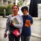Lectores de La Libreta de Irma con sus #LibrosDeRegalo