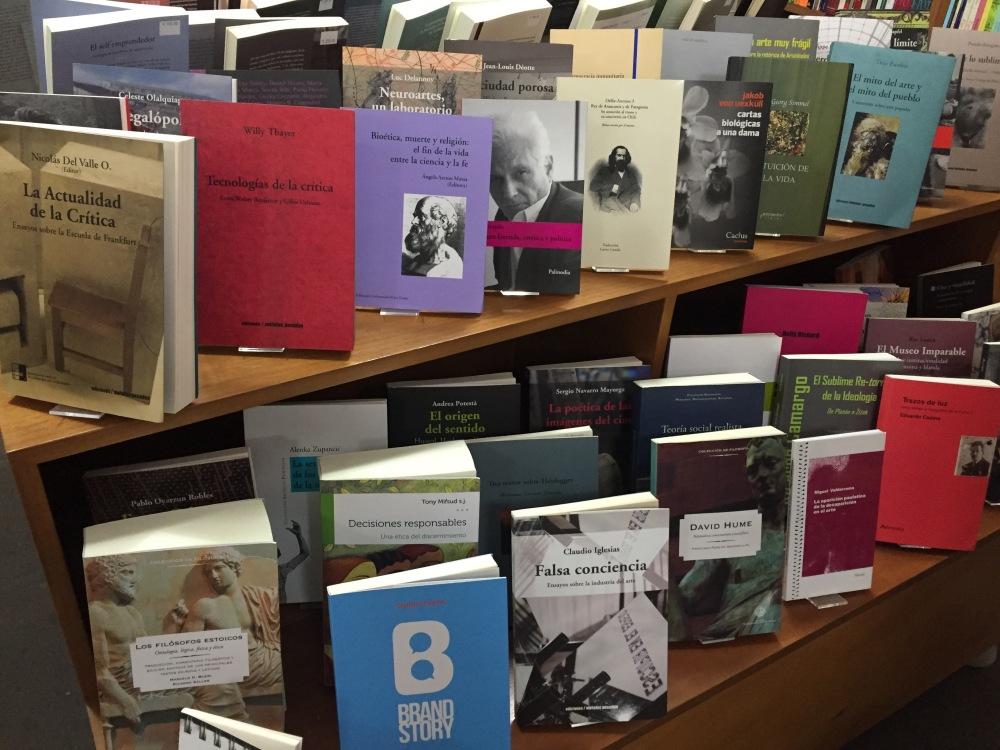 libros de lado
