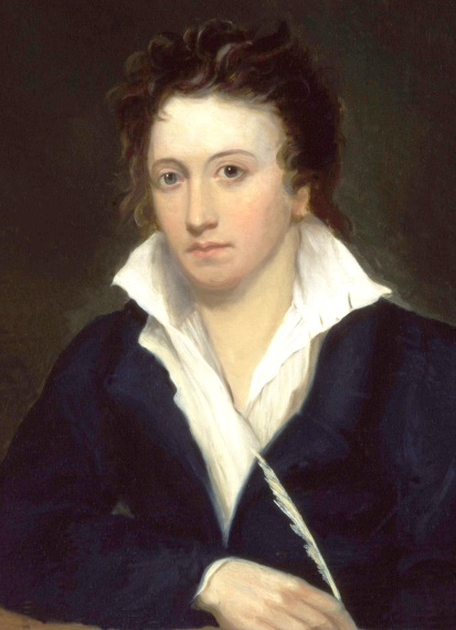 Percy B Shelley