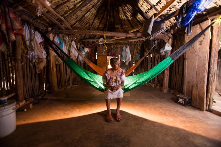 Tahdziú,Yucatán