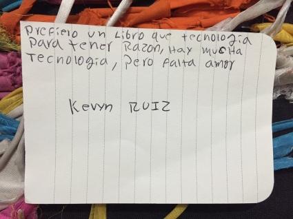 Texto Kevin