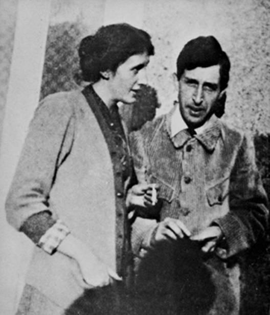 Virginia y Leonard