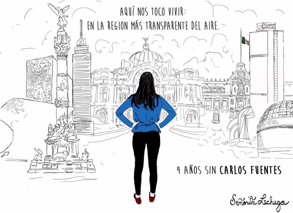 Señorita Lechuga Fuentes