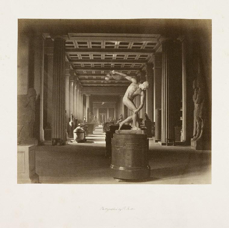 Fig. 2 Fotografía de Roger Fenton, 1857