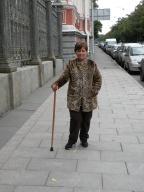 Retazos de viaje II: El día que extravié a mi madre en Moscú