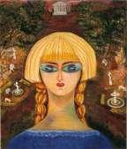 Bitácora de una lectora compulsiva: Sobre aquella mujer de ojos verdes