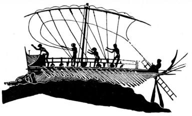 Resultado de imagen para la nave de teseo