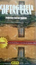 Cartografía de una casa: la suerte de ser catalogada en el NO género literario. Entrevista a Federico Corral Vallejo
