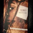 Las recomendaciones literarias: Yoro, de Marina Perezagua
