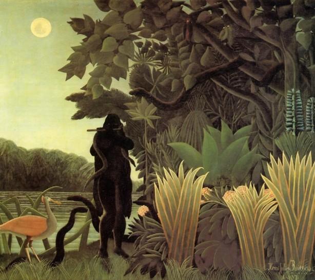 la-encantadora-de-serpientes-oleo-sobre-lienzo-1907-museo-de-orsay-paris