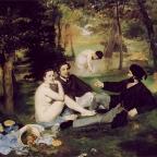La modelo que pintaba. (Escenas de la vida de Édouard Manet y Victorine Meurent)