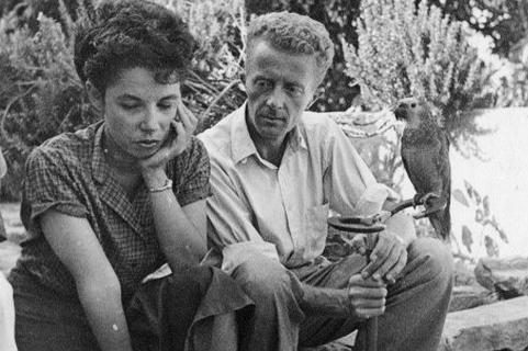 Jane y Paul Bowles