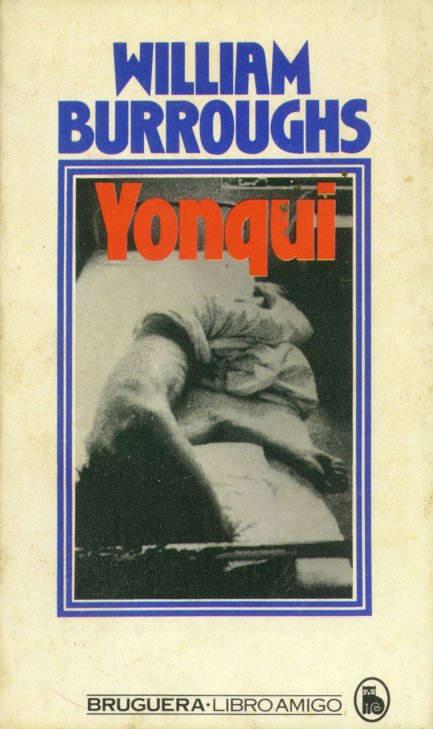 Novela Burroughs