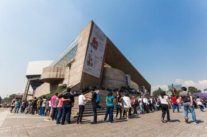 04-11 Gran Remate de Libros Auditorio Nacional-11 de Abril de 2017-Fotográfo Carlos Alvar