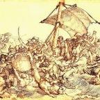 """Entre los muertos. Théodore Géricault pinta """"La balsa de la medusa"""""""