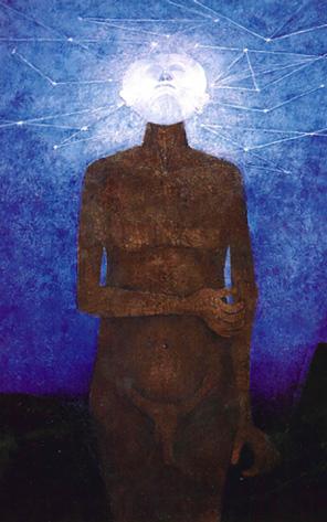 UFINO TAMAYO El iluminado, 1982