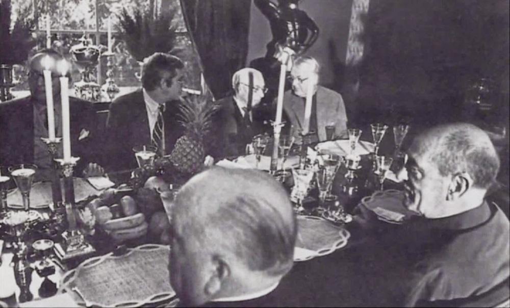 Primer plano Hitchcock y Buñuel
