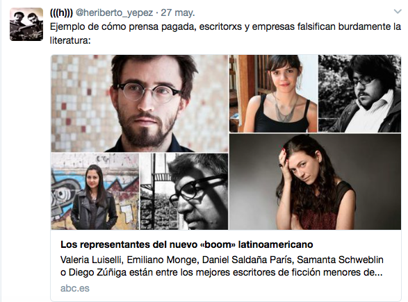 Tuit Heriberto