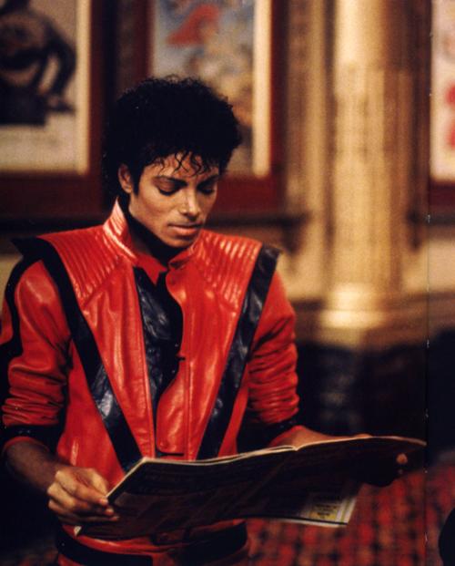 Thriller jacket