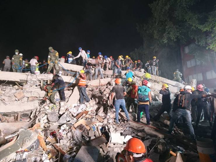 Ane Terremoto 1
