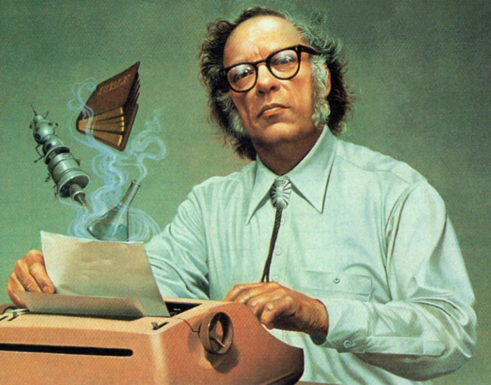 Isaac-Asimov