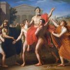 El pugilista y el poeta: La historia de Píndaro y Diágoras de Rodas