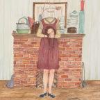 La palabra de Gabriela: Sueño que tengo una linterna mágica que escribe aforismos.