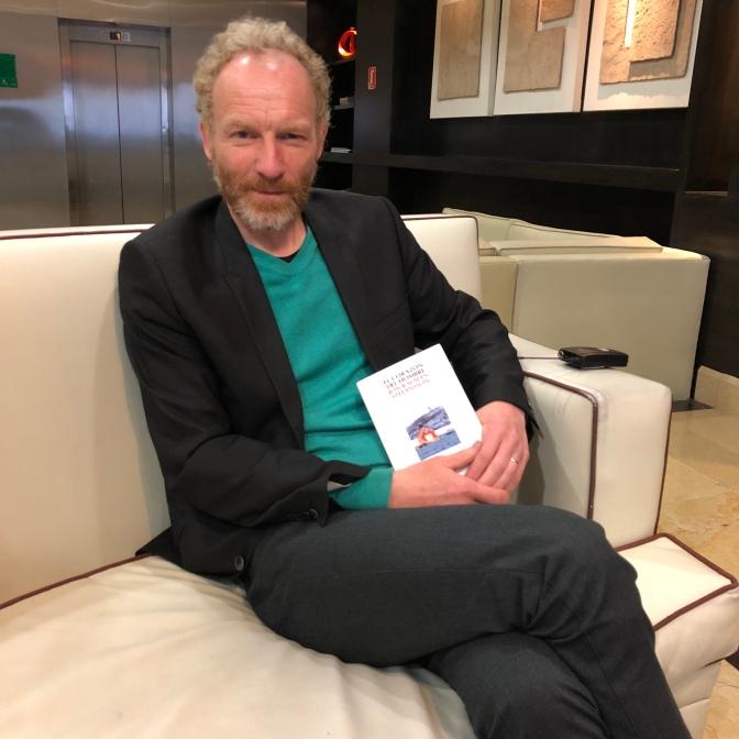Jon Kalman en entrevista