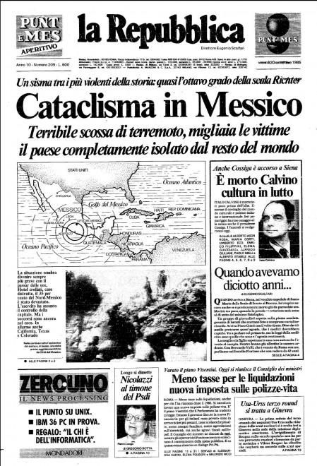 La Repubblica_Calvino