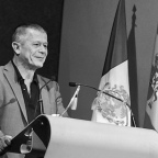 Discurso de Emmanuel Carrère por el Premio FIL de Literatura en Lenguas Romances