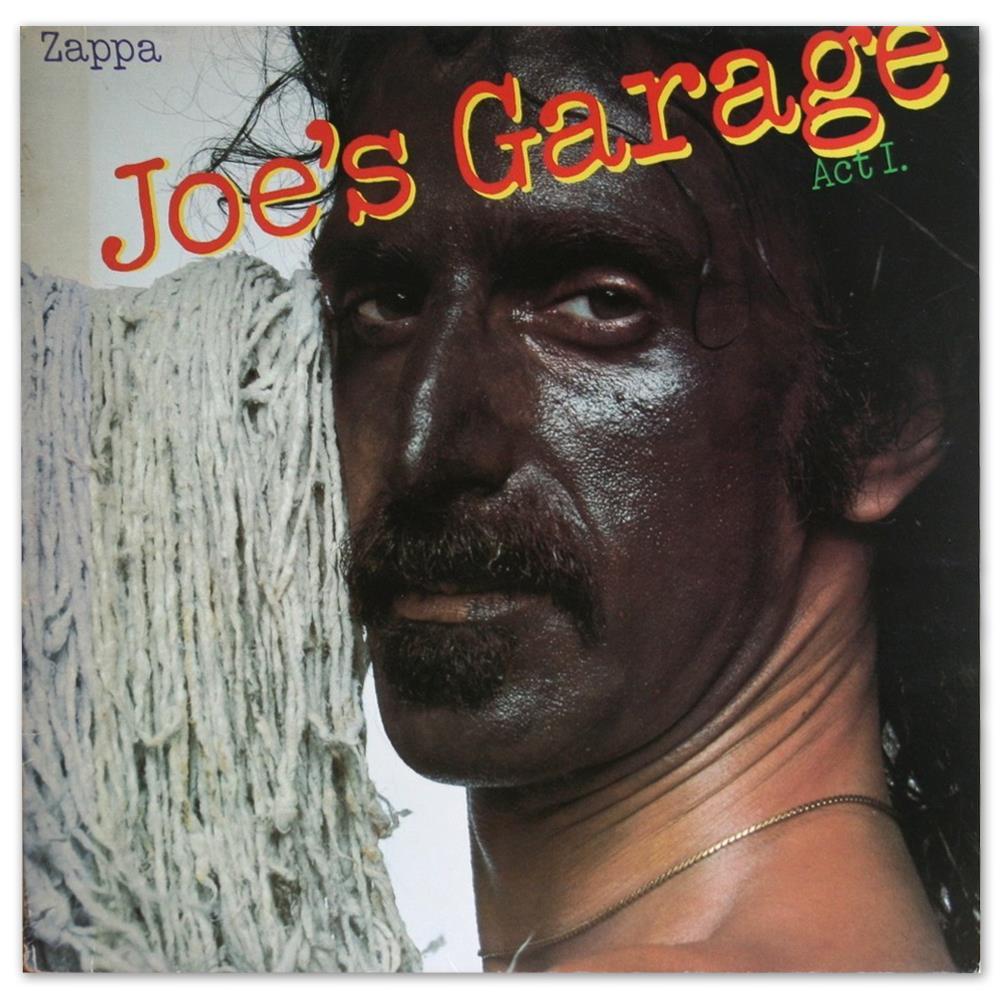 Frank Zappa - Joe's Garage- Acts I, II & III (1979)