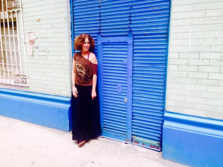 Iraida Noriega (Foto, David Valenzuela)
