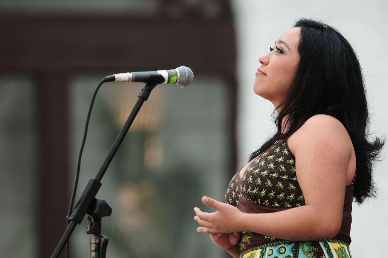 Stephanie Delgado (Foto Alberto Delgado) II