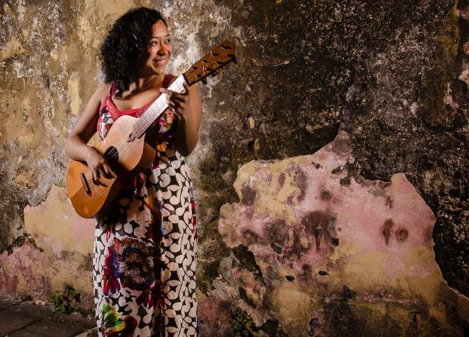 Stephanie Delgado (Foto Javier Elizondo)