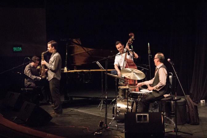 Pablo Prieto Quartet (Foto, cortesía de Pablo Prieto)