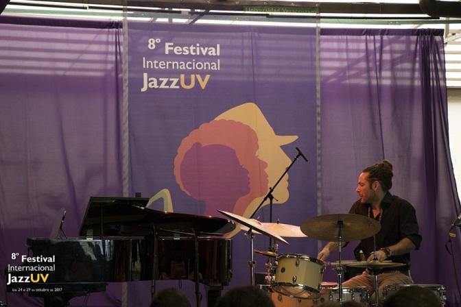 Henry Cole en el 8 Festival Intern acional JazzUV (Foto, JazzUV) II