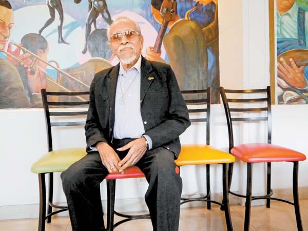 Víctor Ruiz Pazos (Foto Milenio)