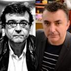 """Planeta le """"roba"""" a PRH a Javier Cercas y Manuel Vilas con el premio mejor dotado en lengua española"""