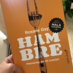 El hambre insaciable de Roxane Gay